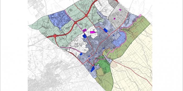 PGOU El Viso 01 Estructura urbana
